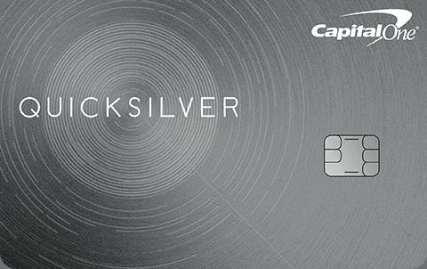 Capital One Quicksilver Cash Rewards 返现信用卡
