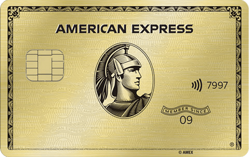 American Express® Gold Card 信用卡