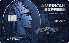 AMEX 美国运通 Blue Cash Preferred® Card 返现信用卡