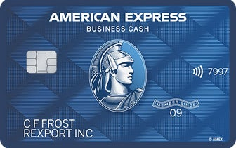 AMEX 美国运通 Blue Business Cash™ Card
