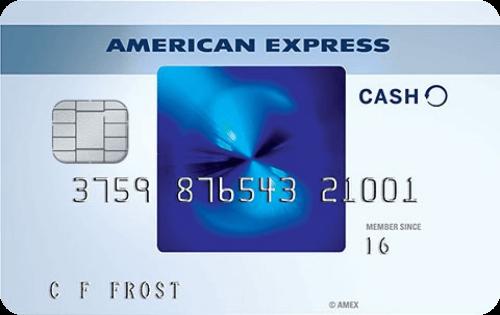 AMEX Blue Cash Everyday® Card 返现信用卡