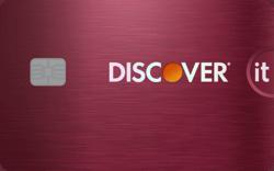 Discover it® Cash Back 加油信用卡