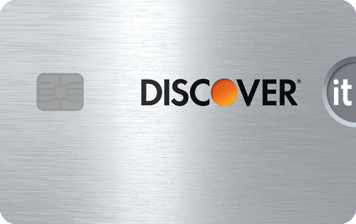 Discover it® Student chrome 信用卡