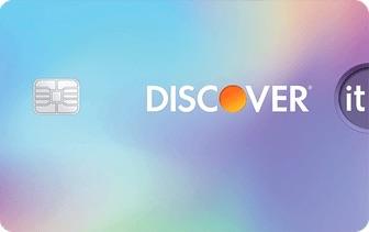 Discover it® Student Cash Back 学生信用卡
