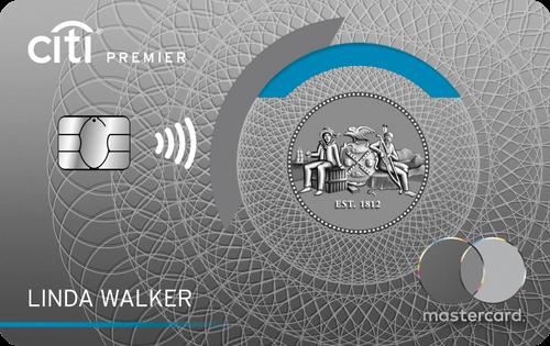 Citi Premier® Card 旅行信用卡