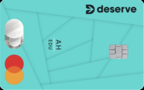 Deserve® EDU Mastercard 学生信用卡