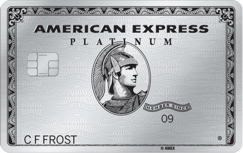The Platinum Card® from American Express 白金信用卡