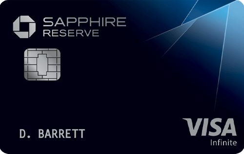 Chase Sapphire Reserve® 旅行信用卡