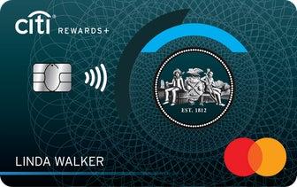 Citi Rewards+℠ Card 加油信用卡