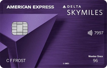 Delta SkyMiles® Reserve AMEX 航空信用卡