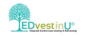 EDvestinU 私人学生贷款 - 适合 GPA 成绩优秀的学生