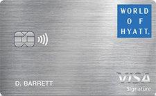 The World Of Hyatt Credit Card 信用卡