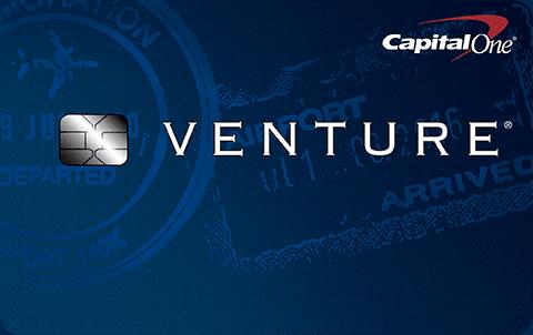 Capital One Venture Rewards 旅行信用卡