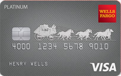 Wells Fargo Platinum card 欠款转移信用卡