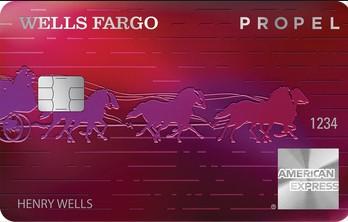 Wells Fargo Propel American Express® 信用卡