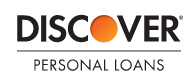 Discover® Personal Loans 债务合并 - 还款灵活
