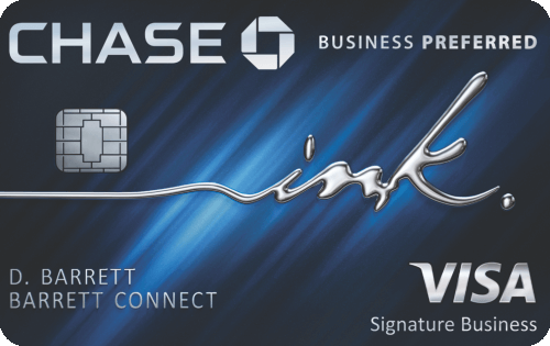 Ink Business Preferred® Credit Card 信用卡